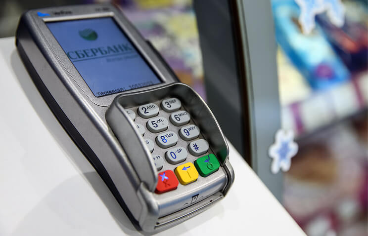 Сбербанк подтвердил тестирование сервиса по снятию наличных в кассах магазинов