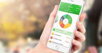 Мобильное приложение Кошелёк от Сбербанка